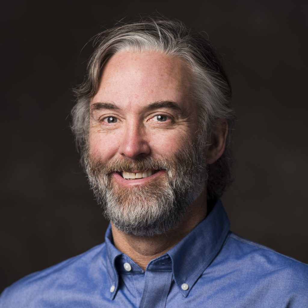 03/13/2019 - N. Grafton, Mass. - Jonathan A. Runstadler, Professor - Infectious Disease and Global Health at the Cummings School of Veterinary Medicine at Tufts University, poses for a portrait on March 13, 2019. (Alonso Nichols/Tufts University)