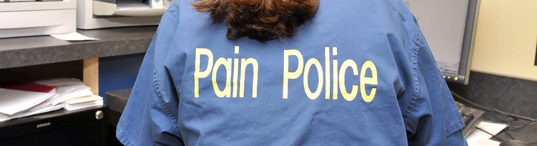Pain Consultation and Referral Service